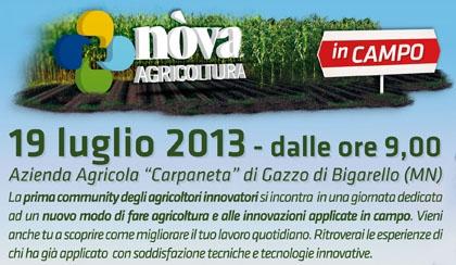 nova agricoltura