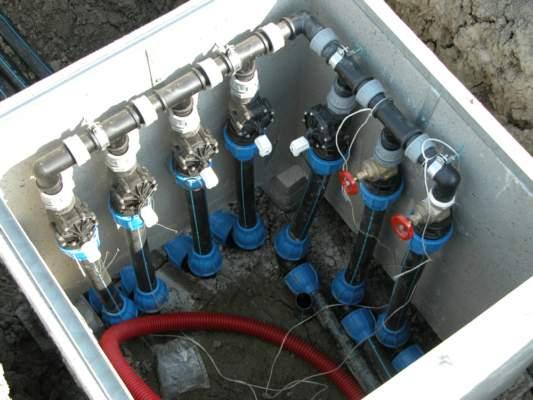 automazione irrigazione