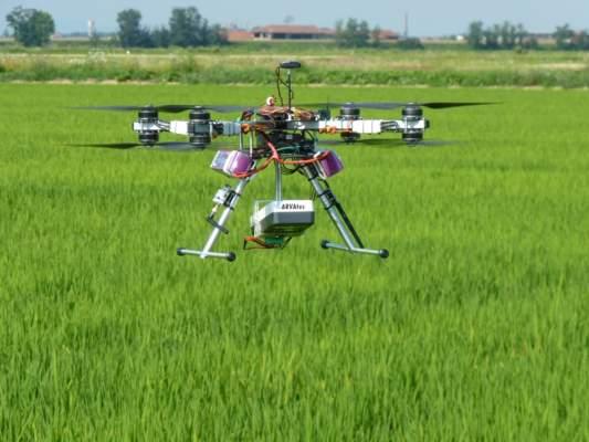 drone ARVAtec Mavtec progetto SMILE