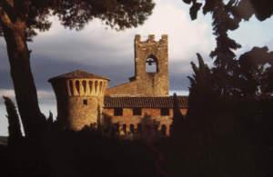 Castello di Magione torre
