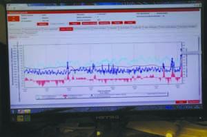 Il software del robot per la mungitura è in grado di gestire i calori
