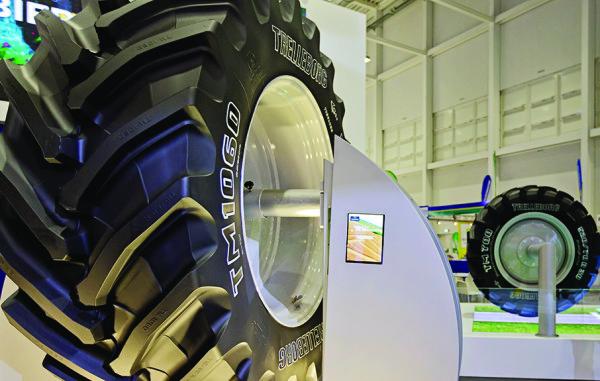 Nova in campo 2016, le tecnologie di Trelleborg