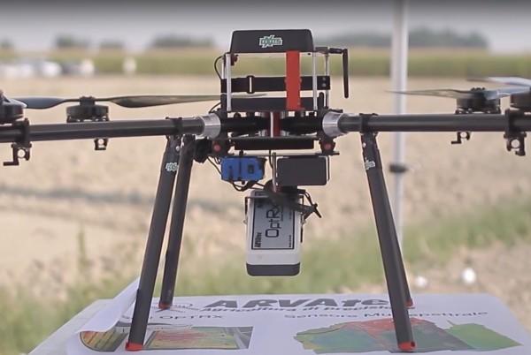 L'utilizzo dei droni in agricoltura