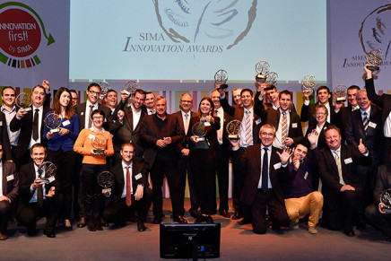 Sima premia le innovazioni più importanti del 2017