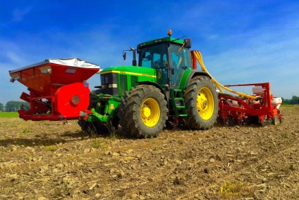 Strip till, una garanzia per il reddito agricolo