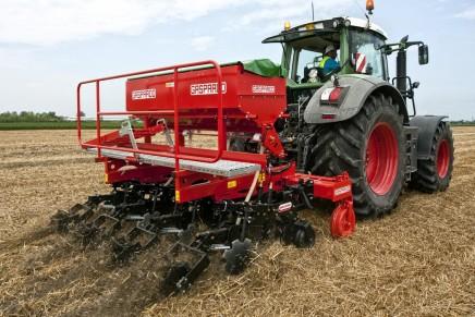 Di precisione e conservativa: l'agricoltura è già nel futuro