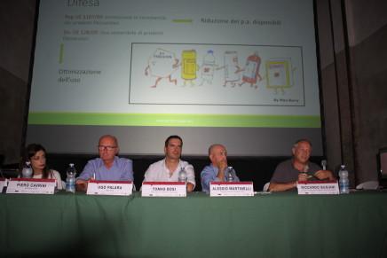 Il convegno: tutte le facce dell'innovazione per il frutteto