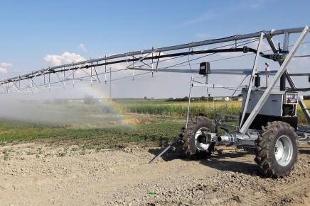 Irrigazione e fertirrigazione, tecnologie in mostra