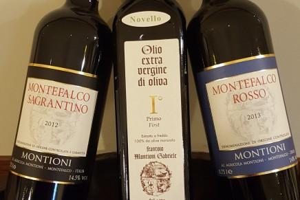 Montioni, vino e olio in tutto il mondo con l'e-commerce